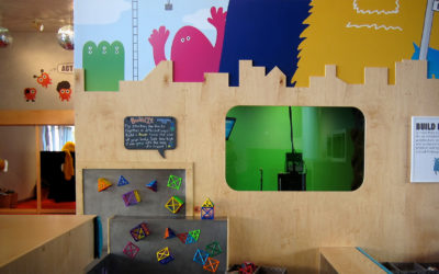 Children's Creativity Museum San Francisco, Redesign