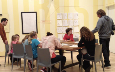 Baltimore Museum of Art, Interactive Education Spaces