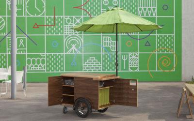 Walker Art Center, Field Lab & Field Cart Projects
